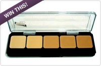 Win this Graftobian Foundation Palette