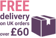 Free delivery over £60
